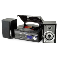 MCD1700 - Musikcenter Plattenspieler MCD1700