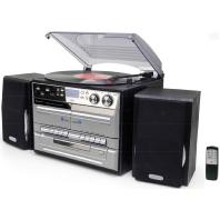 MCD5500 sw - HiFi-Musikcenter DAB+/Cass/CD/USB MCD5500 sw