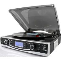 PL530 - Plattenspieler/Radio USB,SDCard-Slot PL530