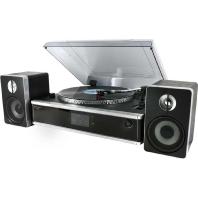 Soundmaster PL875 Muziek Center + CD + Opnamefunctie + 33-45-78 RPM