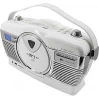 RCD1350WS ws - Kofferradio m.CD Retro RCD1350WS ws