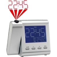 UR135SI si - Uhrenradio Pojektion,dimmbar UR135SI si