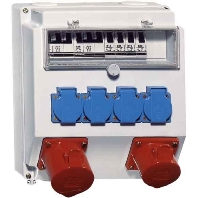 Z 60.04 - Steckdosenkombination IP44 Z 60.04