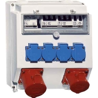 Z 60.14 - Steckdosenkombination IP44 Z 60.14