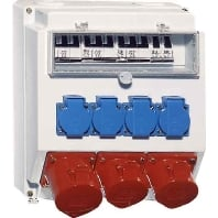 Z 60.15 - Steckdosenkombination IP44 Z 60.15