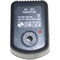 AC 2 - 240V-12V-Spannungswandler 800mA AC 2