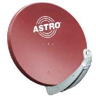 ASP 85R - SAT-Spiegel 85cm rot ASP 85R
