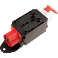 349.183 - CEE-Adapter 1xSt.32A 400V 1xDose 349.183