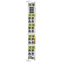 EL9187 - Potenzialverteilungsklemme 8x0V EL9187