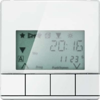 17756089 - RolloTec Schaltuhr Komfort mit Display und 17756089