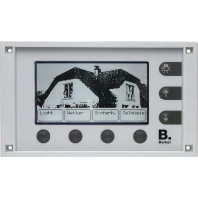 75740009 - Minitableau MT 701 plus lichtgrau 75740009