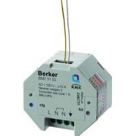 85875100 - KNX-Funk Schaltaktor UP lichtgrau 85875100