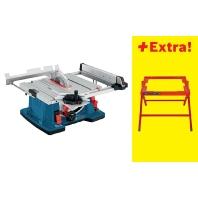 GTS 10 XC+GTA 600 - Tischkreissäge +Arbeitstisch GTS 10 XC+GTA 600