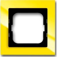 1721-285 - Abdeckrahmen 1fach gelb 1721-285