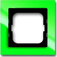 1721-286 - Abdeckrahmen 1fach grün 1721-286
