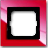 1721-287 - Abdeckrahmen 1fach rot 1721-287