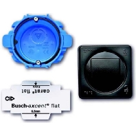 3048/10 - Montageset UP, 1fach 3048/10