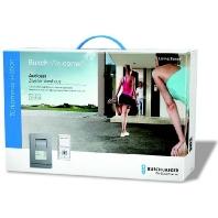 83004/2 - Zweifamilienhaus-Set Audio eds gebürstet 83004/2