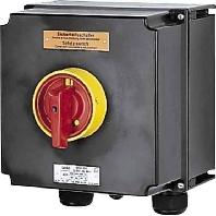 GHG2640020R0002 - Sicherheitsschalter 80A 3p NOT-AUS GHG2640020R0002