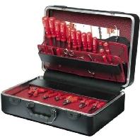 17 5410 - Meisterkoffer -Elektron. m.31 Werkzeugen 17 5410