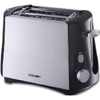 3410 sw/metall matt - Toaster 2 Scheiben 3410 sw/metall matt