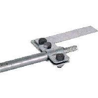 620 021 - TE-Anschlussschelle St/tZn D 20mm 620 021