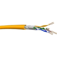 UC1500HS22 4PLSHF (1000 Meter) - Datenkabel Kat.7A T1000 S/FTP AWG22 gelb UC1500HS22 4PLSHF