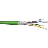 UC900 SS23 4P PUR - Datenkabel, Kat.7, Tr.1000 S/FTP AWG23 grün UC900 SS23 4P PUR