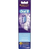 EB Pulsonic 2er - Oral-B Aufsteckbürste Mundpflege-Zubehör EB Pulsonic 2er