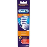 EB TriZone 3er - Oral-B Aufsteckbürste Mundpflege-Zubehör EB TriZone 3er