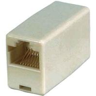 Netwerk Koppelstuk Cat5 UTP, RJ45 Per stuk