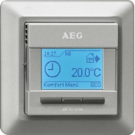 FRTD 903 S - Raum/Fußb.Temperaturregler UP,m.Wochenuhr FRTD 903 S