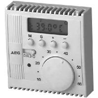 FTEU 911 - Fussbodentemperaturregler m.Programmschaltuhr FTEU 911