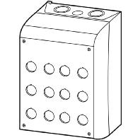 M22-I12 - Aufbaugehäuse f.12 Taster 22mm M22-I12