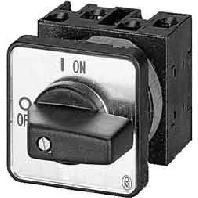 P3-63/E - Ein-Aus-Schalter Einbau P3-63/E