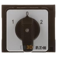 T3-4-8213/E - Umschalter 4pol. T3-4-8213/E