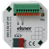ELS 70132 KNX S-B2-UP - EIB KNX Schaltaktor, 24V DC, ELS 70132 KNX S-B2-UP