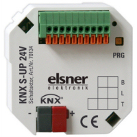 ELS 70134 KNX S-UP - EIB KNX Schaltaktor, 24V DC, ELS 70134 KNX S-UP