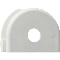 Image of 000903 - Cable entry duct slider white 000903