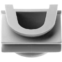 Image of 001330 - Cable entry coupling piece grey 001330