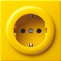 018844 - Schuko-Steckdose ge S-Color 018844