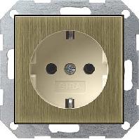 0188613 - SCHUKO-Steckdose brz/cws System 55 0188613