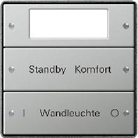2142212 - Wippenset 2-fach eds beschriftbar 2142212