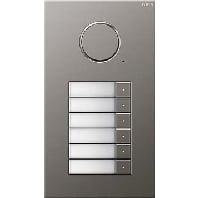 250620 - Türstation Audio 6fach eds UP 250620
