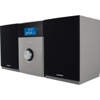 MS 540 BT DAB+ titan - Micro-Anlage MS 540 BT DAB+ titan