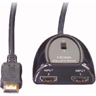 HDMI 84 S - HDMI-Umschalter 2auf1 HDMI 84 S