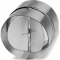 RSK 315 - Rohr-Verschlussklappe RSK 315