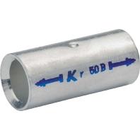 400B (5 Stück) - Stossverbinder verz.Blue Connection 400B