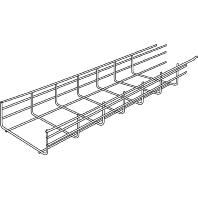 HDF105/500 V4A (3 Meter) - Weitspann-Gitterrinne HDF105/500 V4A