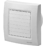 ECA 120 KVZ - Ventilator,Verzög.Schalter 19W,180cbm/h,IP34 ECA 120 KVZ